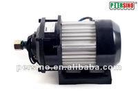 electric three wheels 60v 1000w brushless dc motor with gear rate 1:5.5 factory price