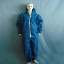 Clear Body Size Plastic Overalls Coverall