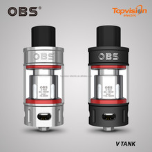 Wholesale Original OBS RDTA 5.2ml tank chinese supplier new products ecigarette tank atomizer