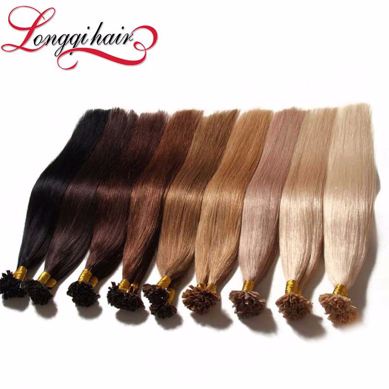 Factory Price 100% Unprocessed 100% Cheap Remy Micro Loop Hair Extensions