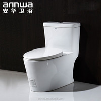 wc toilet/one piece toilet made in Foshan