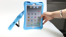 Defender Military Spider Stand Waterproof dirt shock Proof Case Cover For iPad Silicone protective