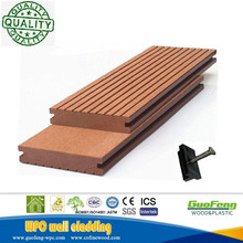Good Price Wood Plastic Composite Outdoor Hollow Decking