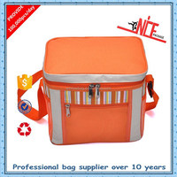 custom polyester sports cooler bag