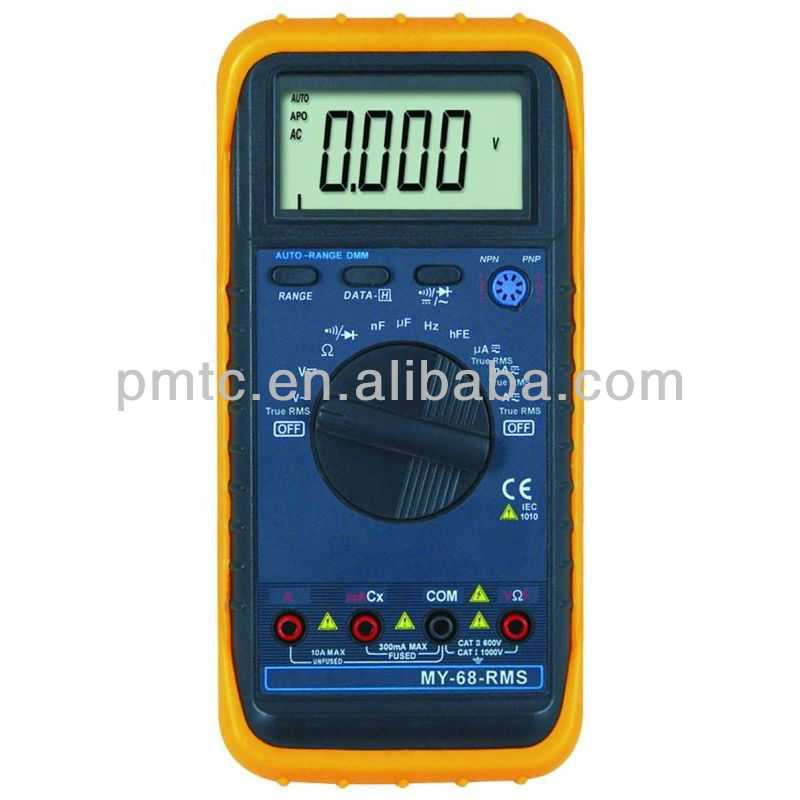Professional multimeter MY68T