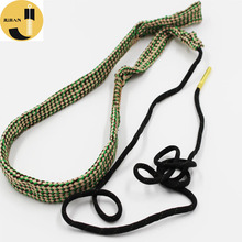 62 Piece Plastic Box Flexible Multifunctional Bore Snake Gun Universal Chamber Weapon Cleaning Kit