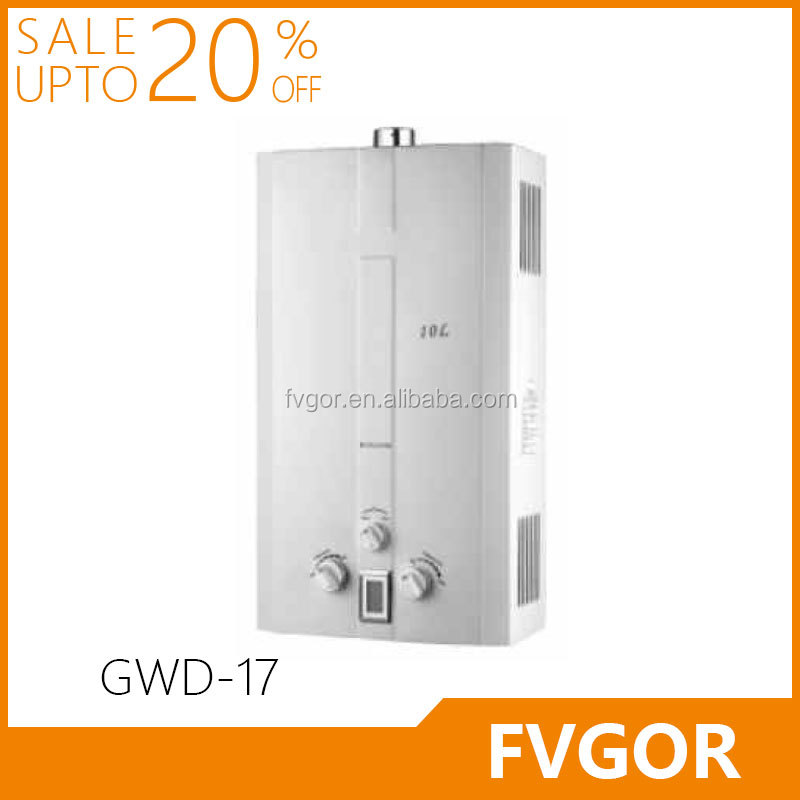GWD-17 FVGOR big discount gas boiler for heating system and domestic hot water