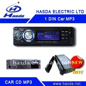 1 din Car radio MP3 FM/AM HK-909
