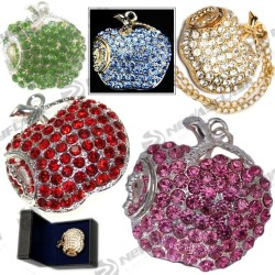 Wholesale pendent usb flash drive fruit shaped