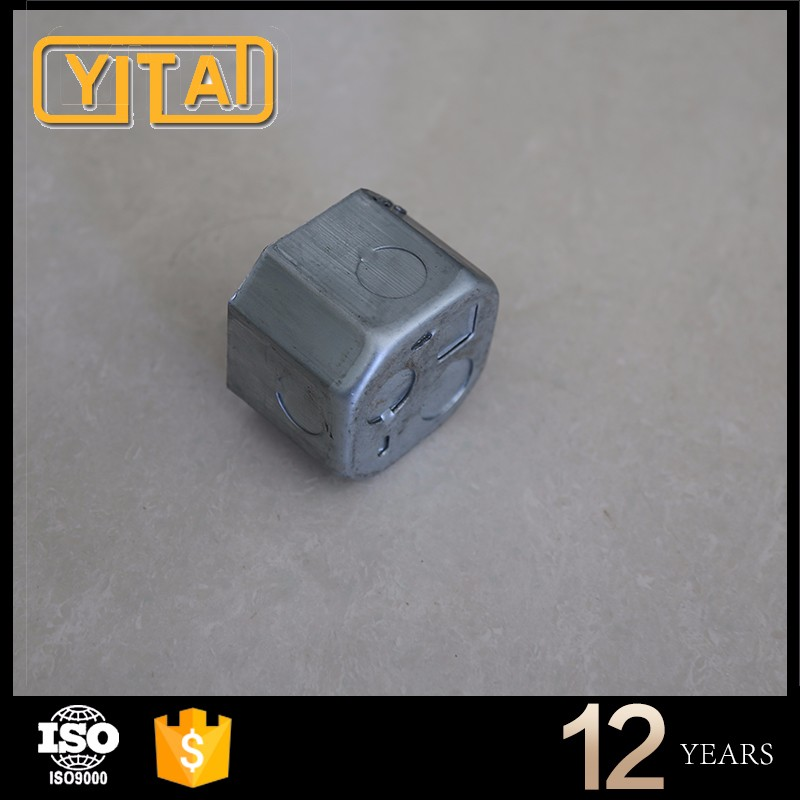 Galvanized steel grp indoor junction box cover for sale
