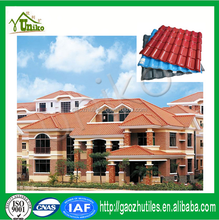 Hot sale roof construction material plastic non asbestos corrugated roofing sheet