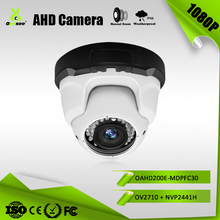 2000TVL 1080P 2MP Vandalproof OSD very small bus cctv camera high definition surveillance cameras