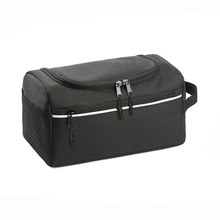 Wholesale toiletries travel bag cosmetic big capacity large toiletry bag with compartments