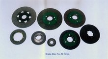 Tower crane spare parts--Brake Disc For All Kinds