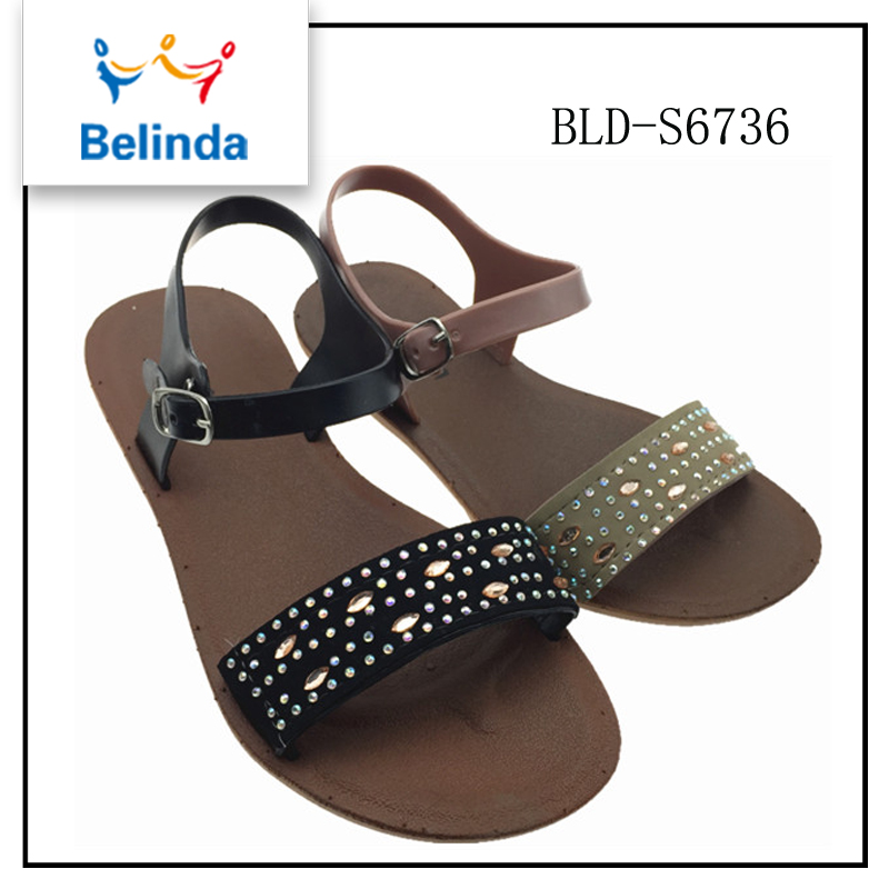 Factory direct sale new fashion ethnic maasai beaded sandals
