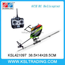 2015 new product rc helicopter 6ch rc 2.4g helicopter with lcd screen