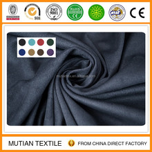 polyester super soft micro suede fabric