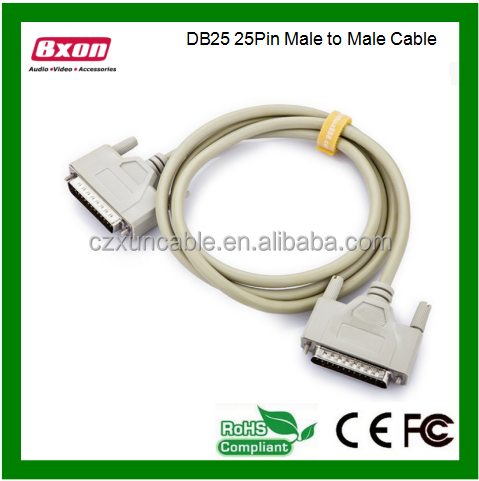 Factory Price VGA DB25 Male to Male cable