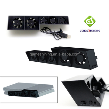 External Cooling Fan for PS4 Console