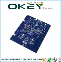 Professional Custom android tablet electronic components pcb manufacturer in china