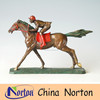 Chinese life size cast bronze horse sculpture NTBH-HR179S
