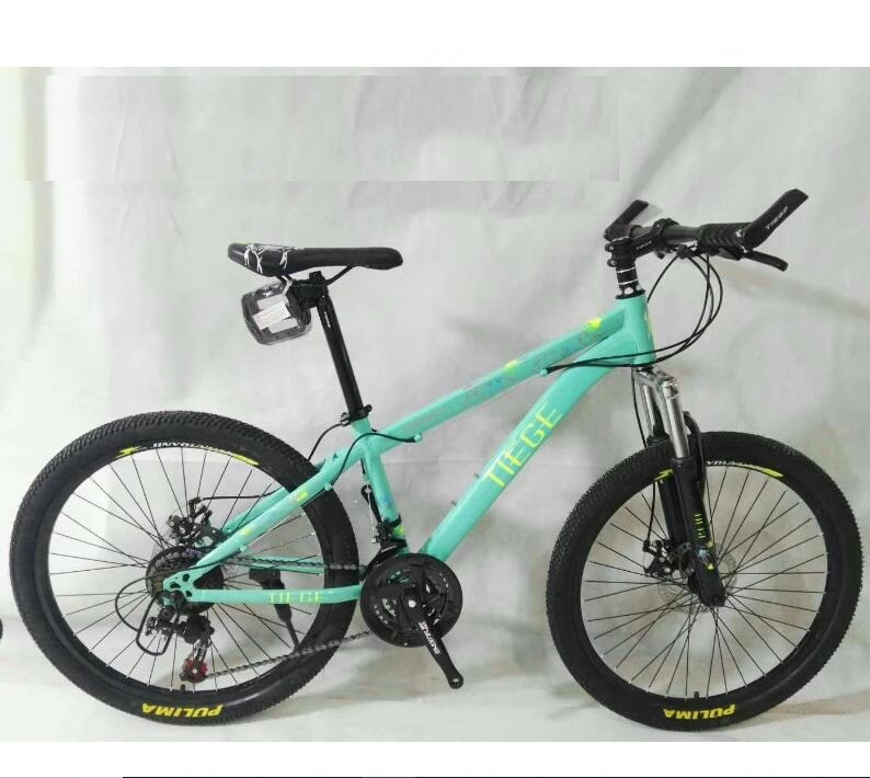Adult lady steel MTB bike bicycle cycle SZN026