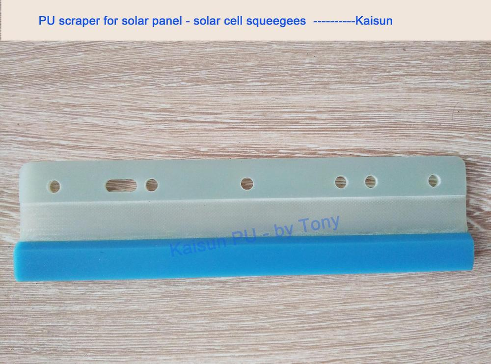 solar panel screen printing PU squeegees