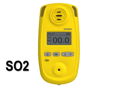 Single Gas Sulfur Dioxide SO2 Analyzer