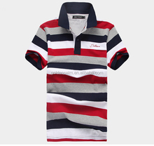 2014 new style mens polo collar striped t shirt,brand polo t shirts,clothing factories in china