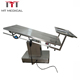China stainless steel veterinary medical equipment clinic surgery operating table
