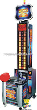 Cheap price hammer coin operated game machine for sale/Hit hammer redemption indoor arcade game machine