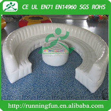 Inflatable lounge design sofa, airlounge sectionial sofa