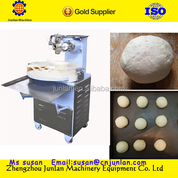 easy use electric pizza dough divider rounder +8618637188608