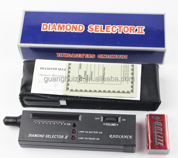 High quality Diamond Selector II Diamond Jewelry Tester Gemstone detector