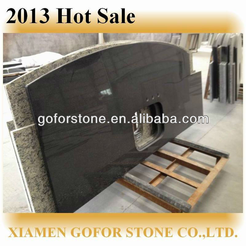 Ready Made Countertops : Absolute black ready made granite countertops buy