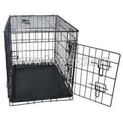 2015 High quality Square Metal pet Kennels for dogs or cats KE042
