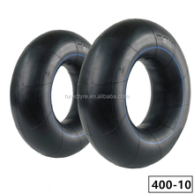 400-10 400R10 4.00-10 4.00R10 4.00.10 butyl inner tube with valve TR218A JS87C TR4 for industrial vehicle OTR motorcycle tyre