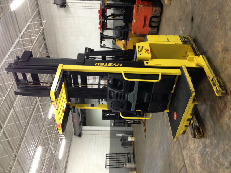"Hyster 300"" Order Pickers Available"