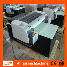 A2 8 Color Digital UV Flatbed Printer Eco-Solvent Price Digital T Shirt Printing Machine price