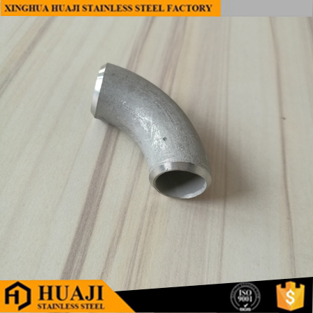 Multi-use stainless steel 45 degree pipe elbow dimensions