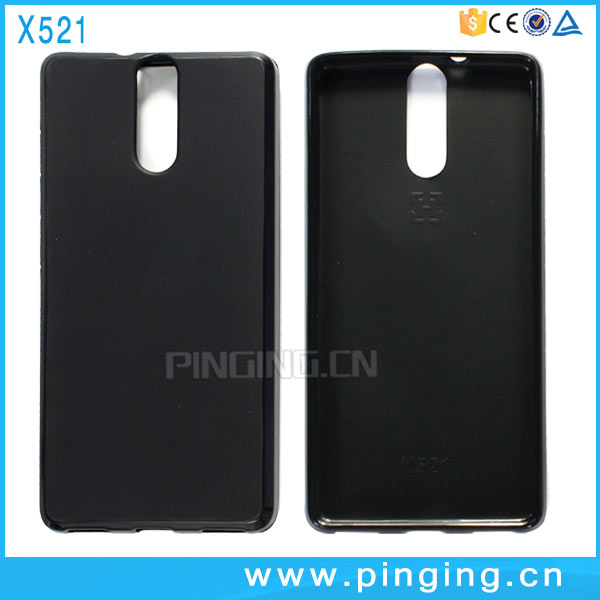 Factory Price Wholesale Soft Pudding TPU Case For infinix Hot S X521