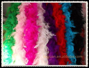 wholesale cheap pink marabou feather boas