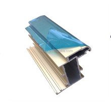 blue color PE plastic protective film for steel surface protection
