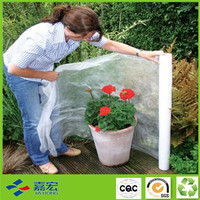 nonwoven fabric seedling cover of good air permeability
