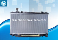 High Performance auto parts auto radiator for nissan