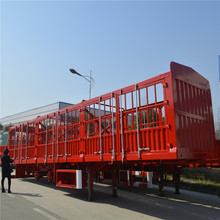Cheap semi livestock trailers for sale