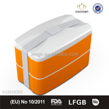2-layer Commercial Plastic Food Containers