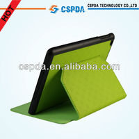 Beautiful green case for ipad mini 2 /3 stand leather case cover for Apple iPad mini case for ipad mini
