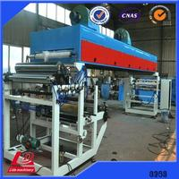 high production advanced technology adhesive roller cleaning tape machine