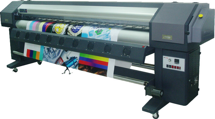 Eco solvent ink for outdoor advertisements Mimaki printer